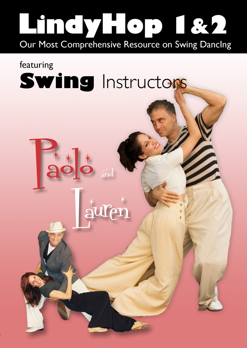 Lindy Hop 1+2 cover