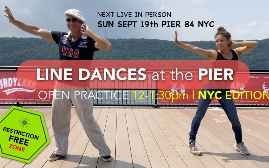 LINE DANCE PRACTICE | NYC EDITION | SEPT 19